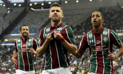 Fluminense mostra futebol de favorito ao título