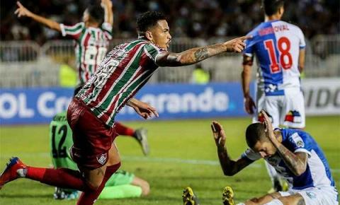Fluminense garante vaga na segunda fase da Copinha