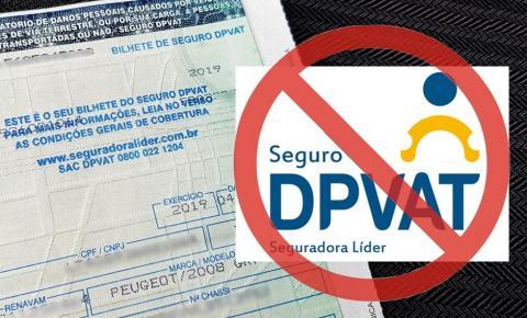 DPVAT 2020: Não pague o seguro obrigatório por enquanto