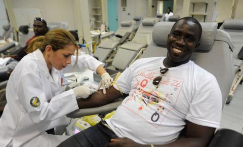 Hemorio apela à população para doar sangue e evitar baixa no estoque