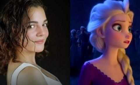 Dubladora de Elsa, do filme 'Frozen', morre aos 21 anos