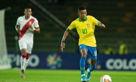 Com Pedrinho titular, Brasil estreia vencendo no Pré-Olímpico para Jogos de Tóquio-2020