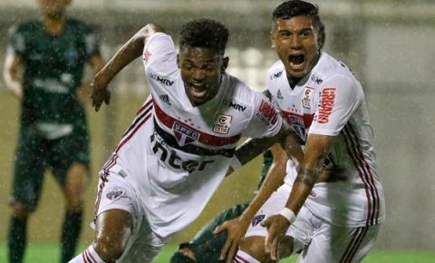 Tricolor goleia o Palmeira-RN na segunda rodada da Copinha