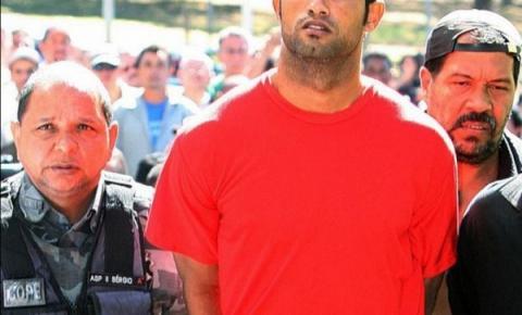 Goleiro Bruno é liberado pela Justiça para morar e jogar no Mato Grosso