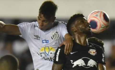 Santos FC empata com Red Bull Bragantino em estreia pelo Campeonato Paulista