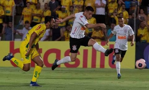Corinthians empata com Mirassol fora de casa na segunda rodada do Paulistão
