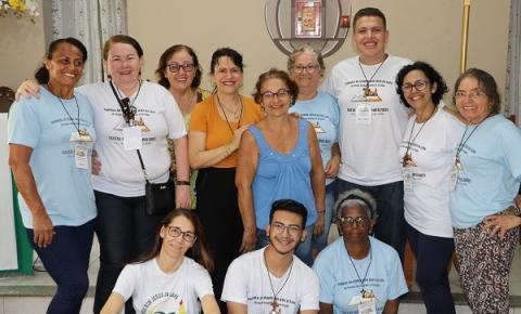 Em seis dias, Santas Missões Populares visitam quase 800 endereços na Paróquia Bom Jesus da Lapa