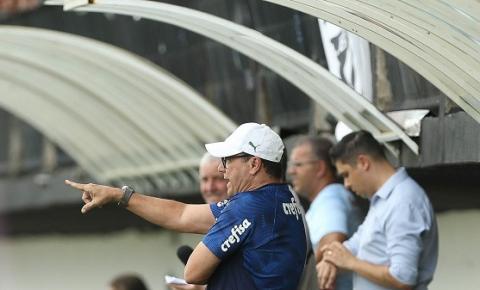 Luxemburgo analisa atuação do Palmeiras após derrota em Bragança Paulista