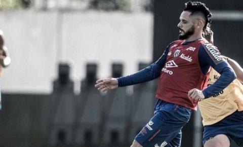"""Pará comemora 'semana cheia' para treinos no Santos FC: """"Vamos aproveitar da melhor maneira"""""""