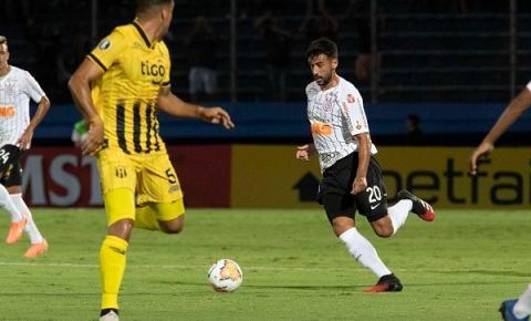 Corinthians é derrotado pelo Guaraní no Paraguai no primeiro jogo da 2ª fase da Libertadores