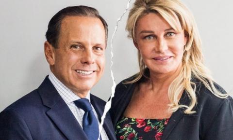 João Doria e Bia Doria estão em processo de separação