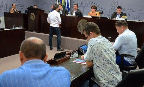 Plenário aprova os três itens da pauta da 2ª sessão