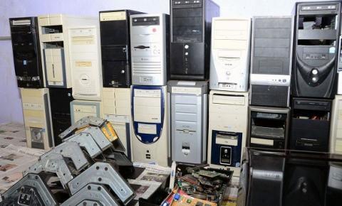 Decreto obriga empresas a recolherem lixo eletrônico