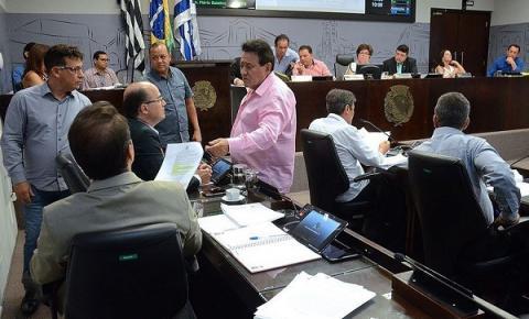 Projetos adiados retornam à pauta da 3ª Sessão Ordinária do ano