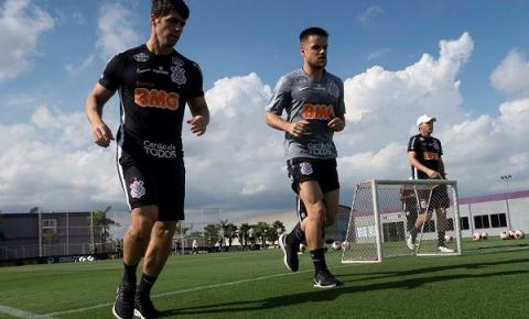 Timão inicia a preparação para clássico contra o São Paulo