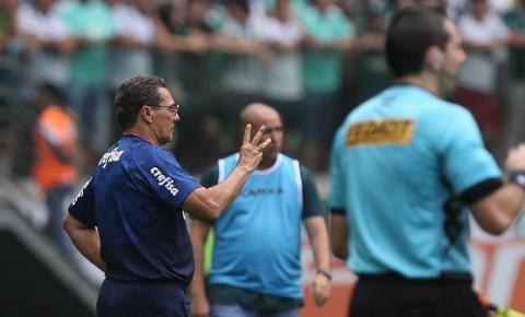Luxemburgo valoriza vitória e se emociona na volta ao Allianz Parque: 'Mexeu um pouco'