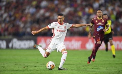 Copa Libertadores: Internacional e Tolima ficam no 0 a 0