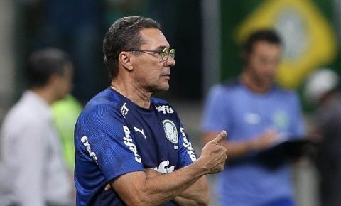 Após 1 a 0, Vanderlei Luxemburgo avalia atuação do Palmeiras no Allianz Parque