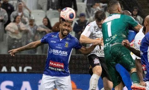 Pelo Campeonato Paulista, Timão empata com o Santo André na Arena Corinthians
