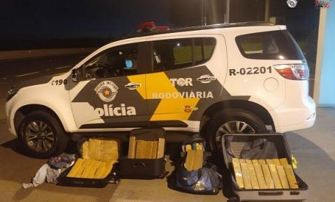 4 Indivíduos são detidos por Policiais do TOR por tráfico de drogas