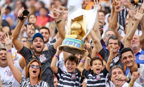 Timão fará sua estreia no Brasileirão 2020 contra o Atlético-GO, na Arena Corinthians