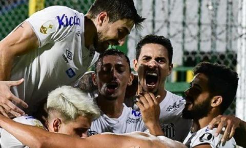 Fora de casa e de virada, Santos FC vence Defensa y Justicia em estreia pela Libertadores