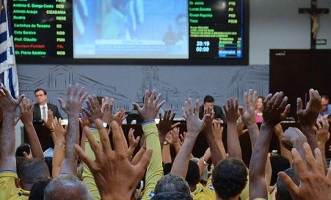 Plenário rejeita mudanças nas regras de participação do público nas sessões