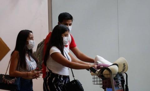 Sobe para 73 o número de casos do coronavírus no Brasil