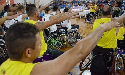 Araçatuba recebe torneio de basquete adaptado