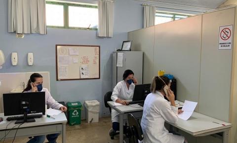 Centro Especializado em Reabilitação Ritinha Prates monitora e orienta usuários a distância