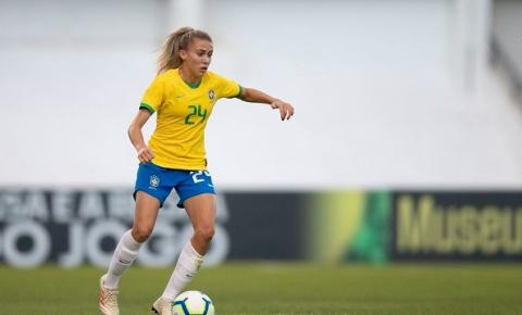 Jogadora do Palmeiras vê adiamento dos Jogos como