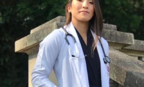 ALÉM DO JUDÔ – Judoca e enfermeira