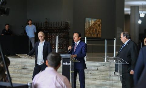 Governo de São Paulo anuncia novas medidas para intensificar o combate ao coronavírus