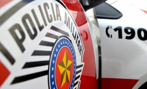 Polícia Militar prende homem por roubo de motocicleta no bairro Concórdia