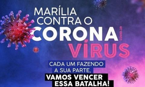 Prefeitura de Marília recebe comunicado do Estado explicando a demora nos resultados dos exames do Coronavírus
