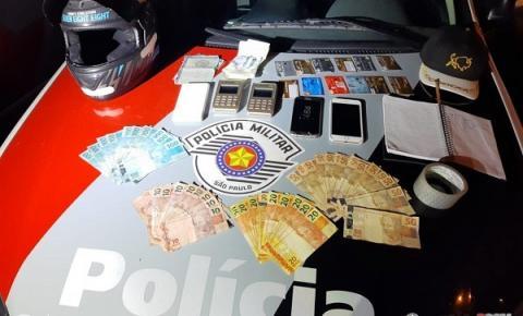 Após denúncias a Polícia Militar, criminoso responsável por estelionatos é preso em Adamantina
