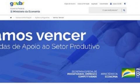 Ministério da Economia lança página para apoiar o setor produtivo
