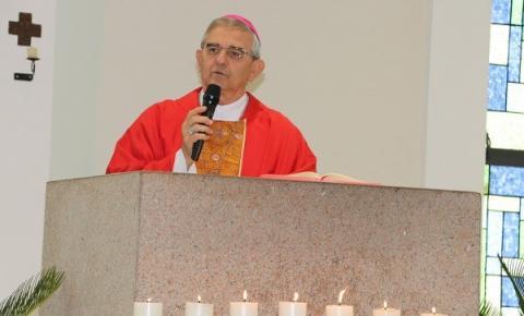 Bispo emite circular e reforça a vigência de decreto; Missa dos Santos Óleos e assembleias são adiadas
