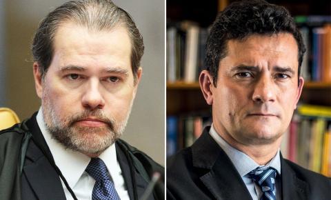 Toffoli ignorou pedido de Moro sobre a soltura de presos perigosos