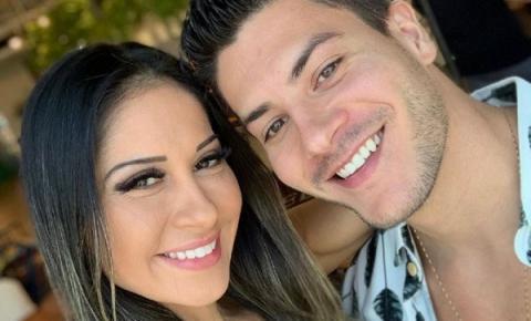Mayra Cardi anuncia fim do casamento com Arthur Aguiar: