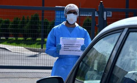 Uruguai destaca-se na luta contra o novo coronavírus