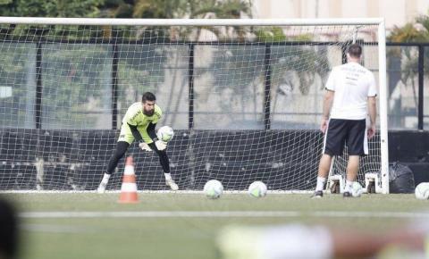 Vasco avalia condição física do time para retornar ao Carioca