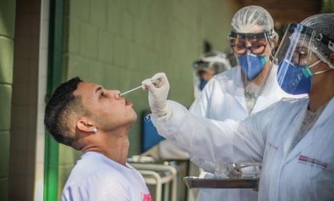Governo paulista libera clubes para exames e avaliação fisica