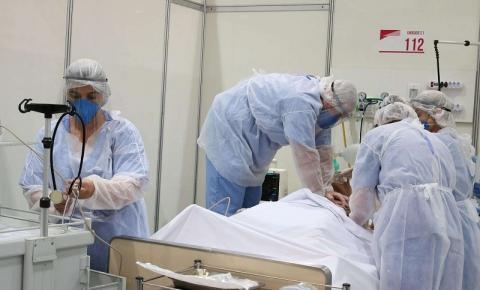 Covid-19: número de infectados no país dobrou em um mês e meio, diz estudo