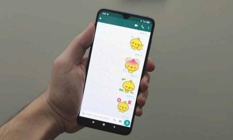WhatsApp libera figurinhas animadas para versão estável do aplicativo
