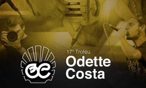 Cultura divulga ganhadores do Prêmio Odette Costa 2020
