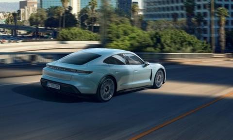 Porsche abre pré-venda do esportivo elétrico Taycan no Brasil
