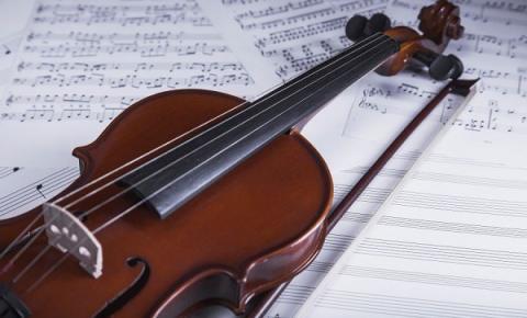 Violinista é aprovado para estudar na Bélgica e faz vaquinha para conseguir embarcar