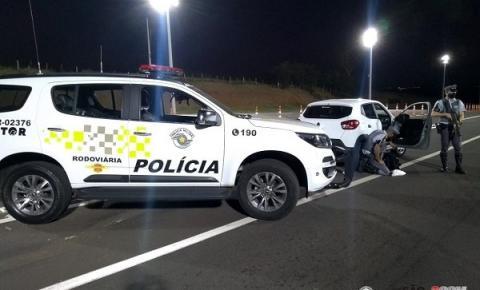 TOR detém traficante e apreende drogas em Marília