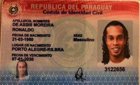 Juiz do Paraguai concede liberdade a Ronaldinho Gaúcho após 5 meses